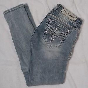 Rock Revival Skinny Jeans 27